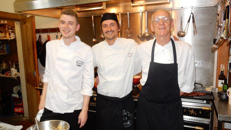 equipo de chef