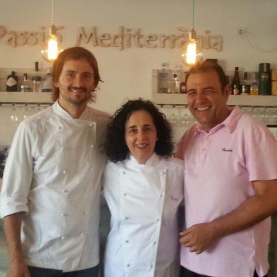 Apertura en Menorca del restaurante «Passió Mediterrània»
