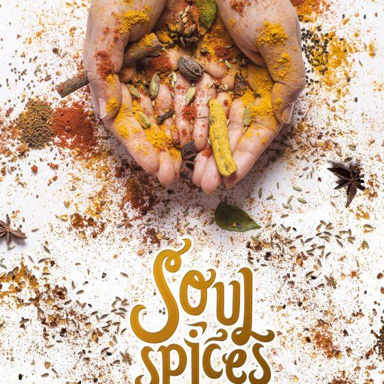 """Posicionamiento de marca para el libro """"Soul spices"""""""