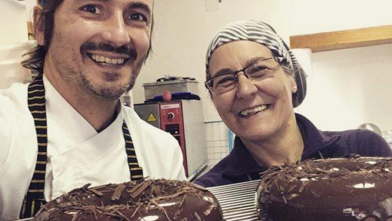 Desarrollo para La Mimosa, pastelería artesanal, sin gluten y ecológica