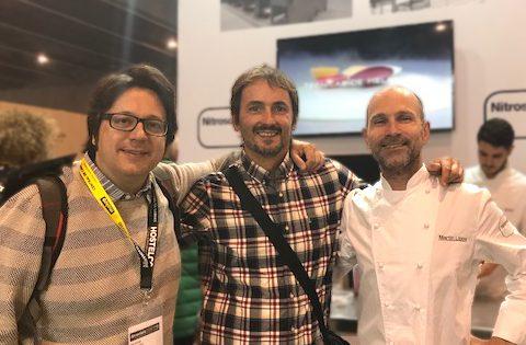 Innovar gracias a técnicas de cocina con nitrógeno líquido by Mantin Lippo